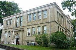 Connellsville Library
