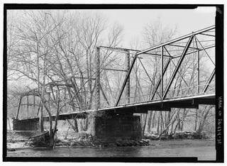 Covert's Crossing Bridge, New Castle, PA