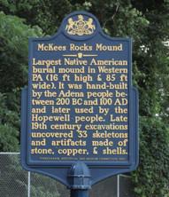McKees Rocks Indian Burial Ground