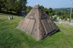 Pyramid Monument, Ross Twp., PA