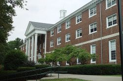 Slippery Rock University, North Hall