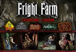 Rich's Fright Farm, Smithfield, PA