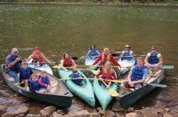 Hazelbaker's Canoes, Perryopolis, PA