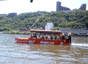 Just Ducky Tours, Pittsburgh