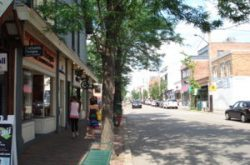 Shadyside Shopping District