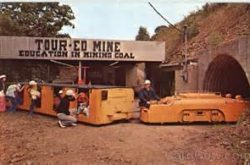 Tour Ed Mine Museum