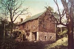 Washington Grist Mill, Perryopolis, PA
