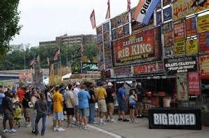 Kickoff Rib Festival