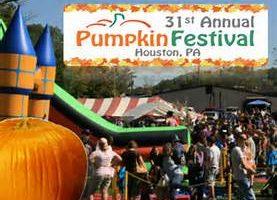 Pumpkin Festival, Houston, PA