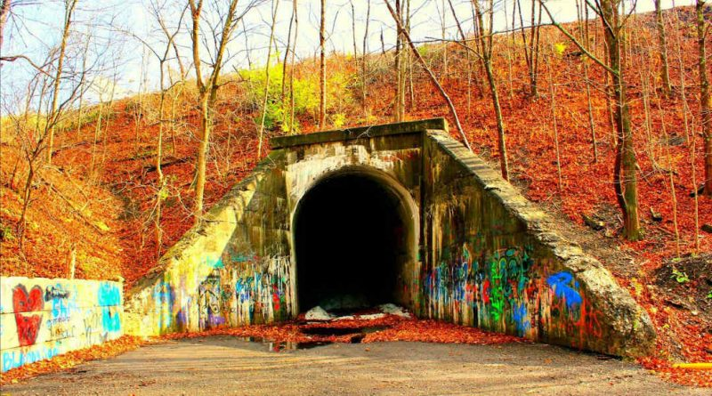 Green Man's Tunnel, South Park