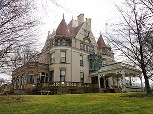 Frick Clayton House