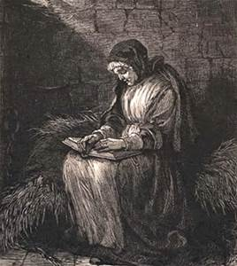 Mary Moll Derry, Witch of Fayette County