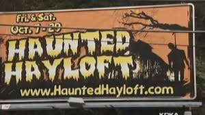 Haunted Hayloft