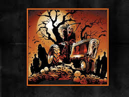 Haunted Hills Hayride