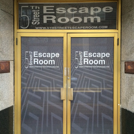 5th Street Escape Room