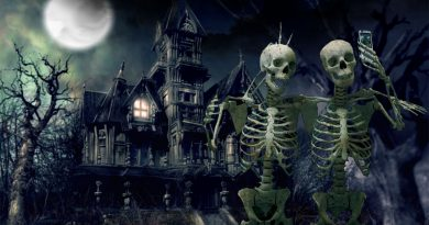 Haunted House Attractions