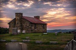 Southwestern Pennsylvania:  Providence Meetinghouse