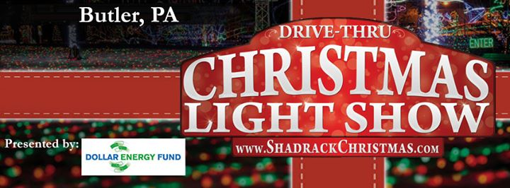Shadracks Christmas Wonderland.Shadrack S Christmas Wonderland Drive Thru Light Show Southwestern Pennsylvania Guide