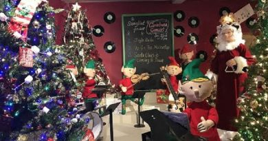 kid friendly christmas events