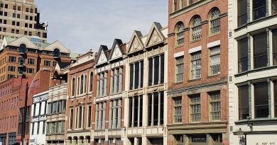 Firstside Historic District - Pittsburgh