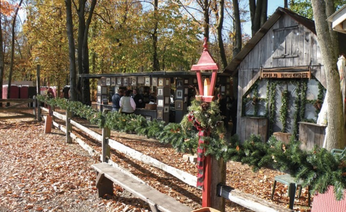 Smicksburg Amish Produce Auction